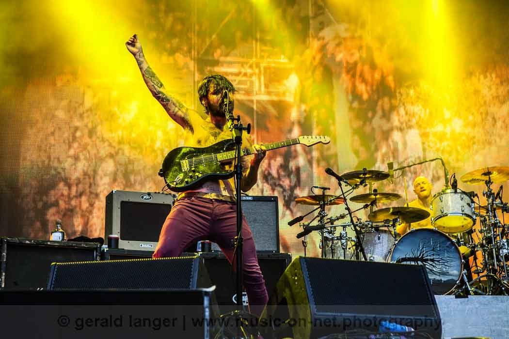 Biffy Clyro - Taubertal-Festival 2013 - © Gerald Langer