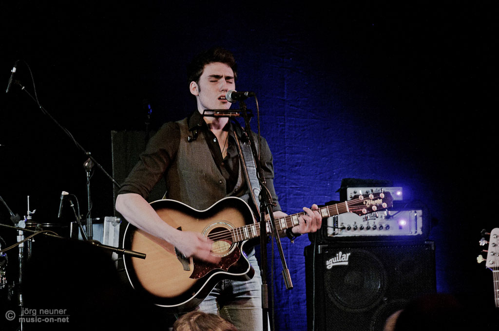Till Bennewitz | Baden-Baden | Blues Club | 21-03-2015 | © Jörg Neuner (music-on-net) - Konzertfotografie