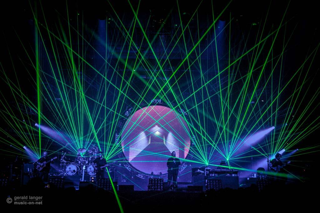 The Australian Pink Floyd Show - s. Oliver Arena würzburg 2015 © Gerald Langer