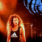 Ella Eyre beim Women Of The World Festival 2015 in Frankfurt am Main