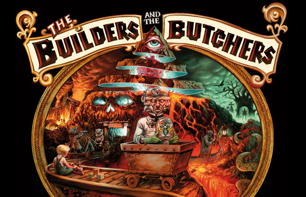 The Builders And The Butchers - Target