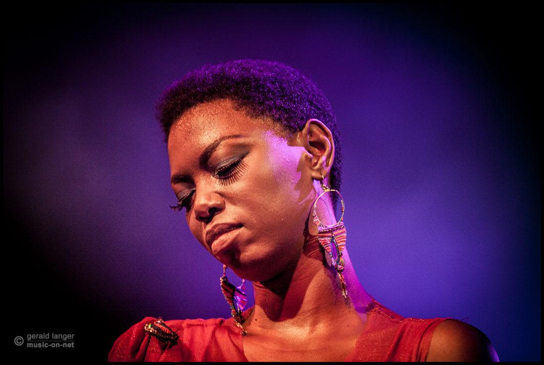 Lira beim 27. Africa Festival in Würzburg am 6. Juni 2015