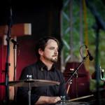 Karin Rabhansl Band beim Open Air in Volkach am 12. Juli 2015 © Gerald Langer