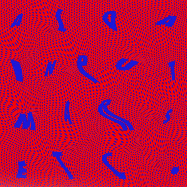 Album cover Aloa Input | Mars etc.