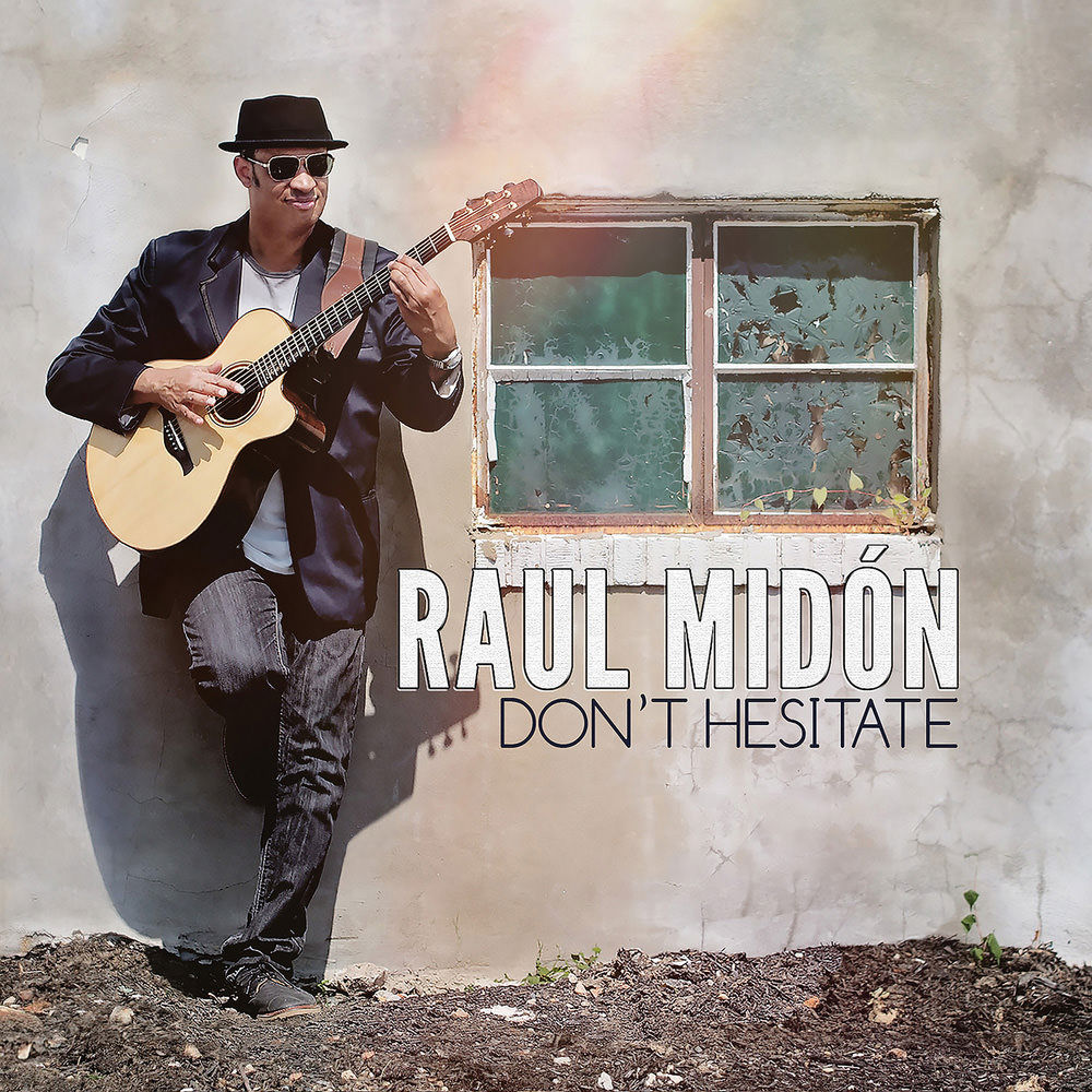 raul midon - don't hesitate - cover