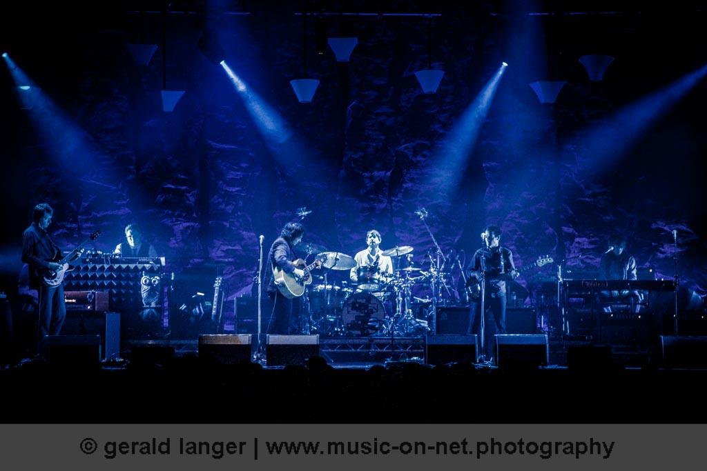 Wilco am 8. November 2011 in der Alten Oper in Frankfurt am Main © Gerald Langer
