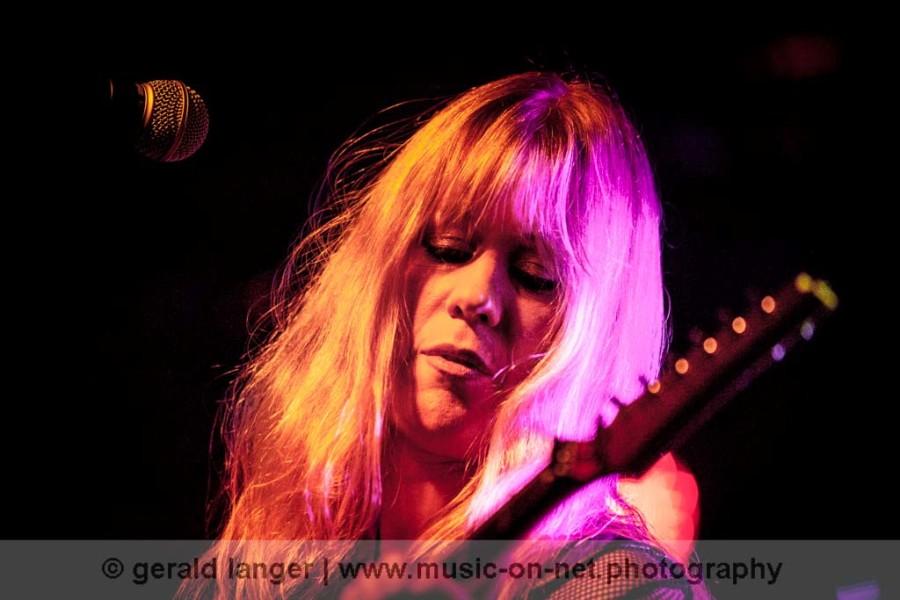 Steve Hackett Electric Band am 23. November 2011 im Aschaffenburger Colos-Saal © Gerald Langer
