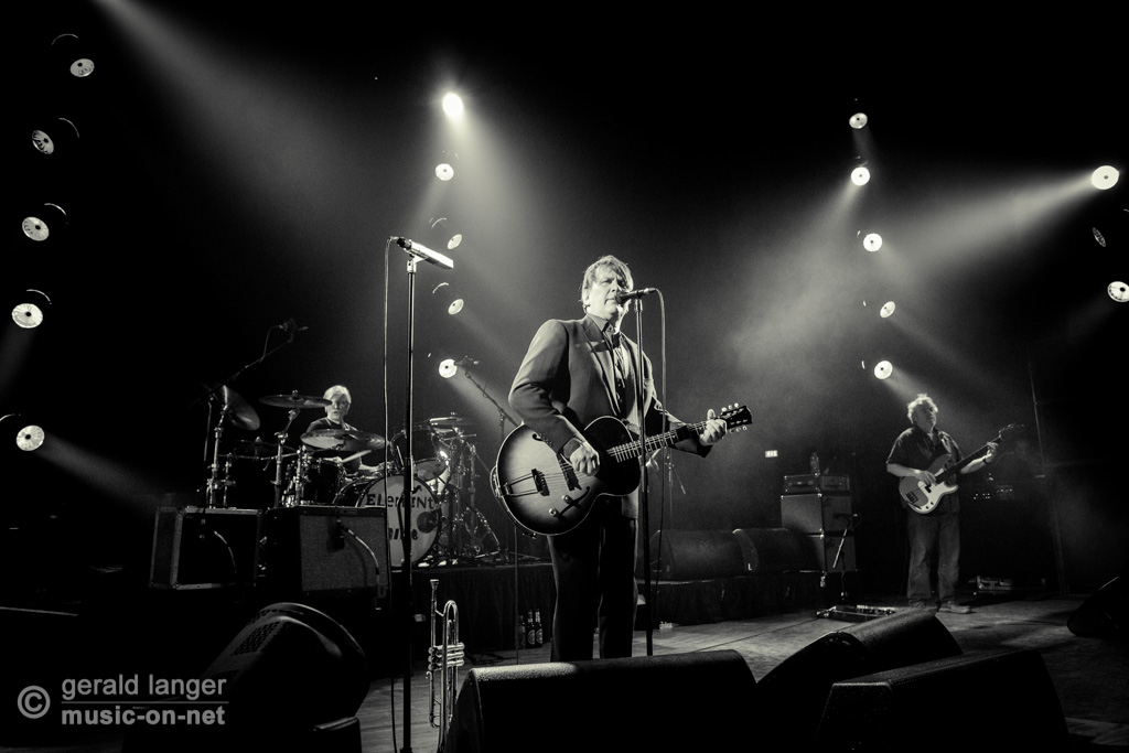 Element Of Crime am 20. Februar 2015 in der Heinrich-Lades-Halle in Erlangen © Gerald Langer
