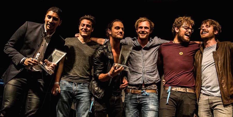 Preisverleihung Newcomer Contest Bayern 2015 - Foto © Lukas Seufert