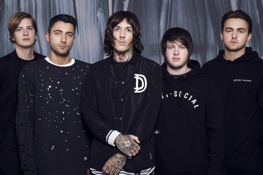 Bring Me The Horizon - Pressefotos