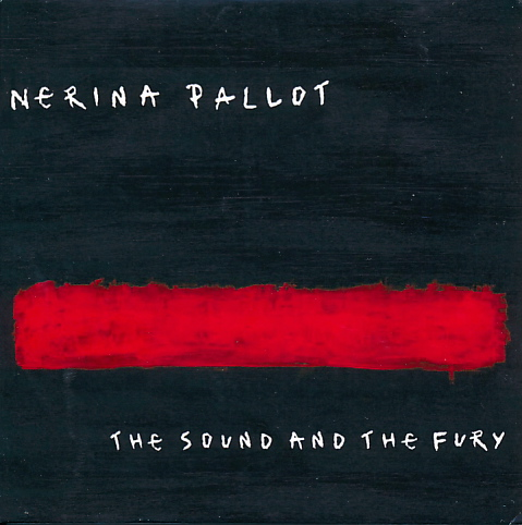 nerina pallot - the sound and the fury - cover