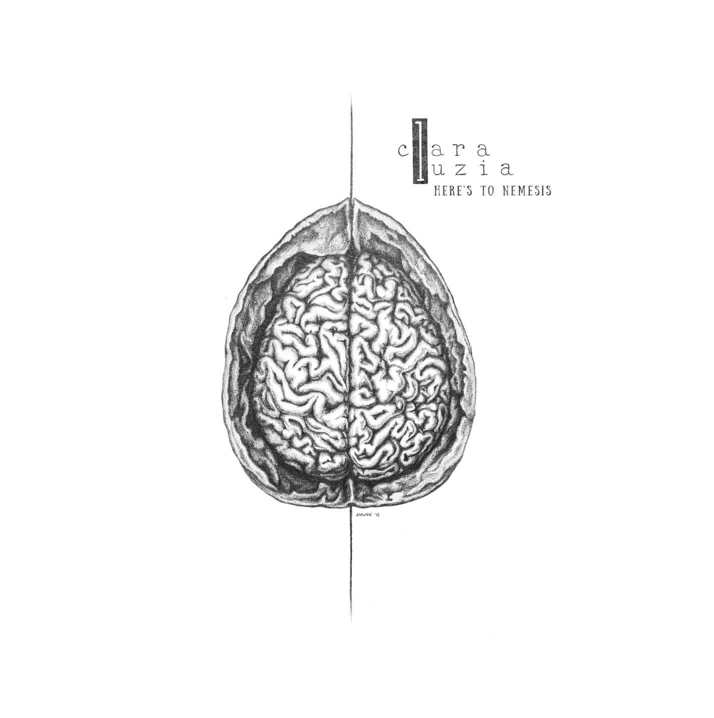 CLARA LUZIA - Here's To Nemesis (2015) - Album Cover