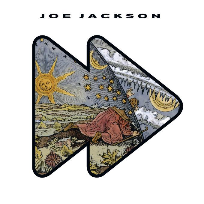 Joe Jackson | Fast Forward | Cover