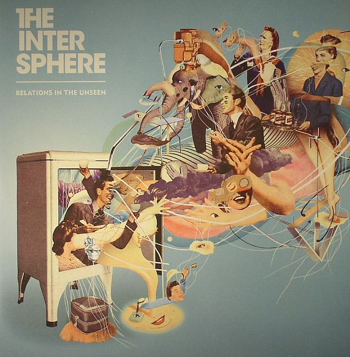 The Intersphere - Relations In The Unseen (2014)