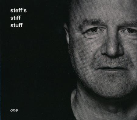 steff porzel - steff's stiff stuff - cover