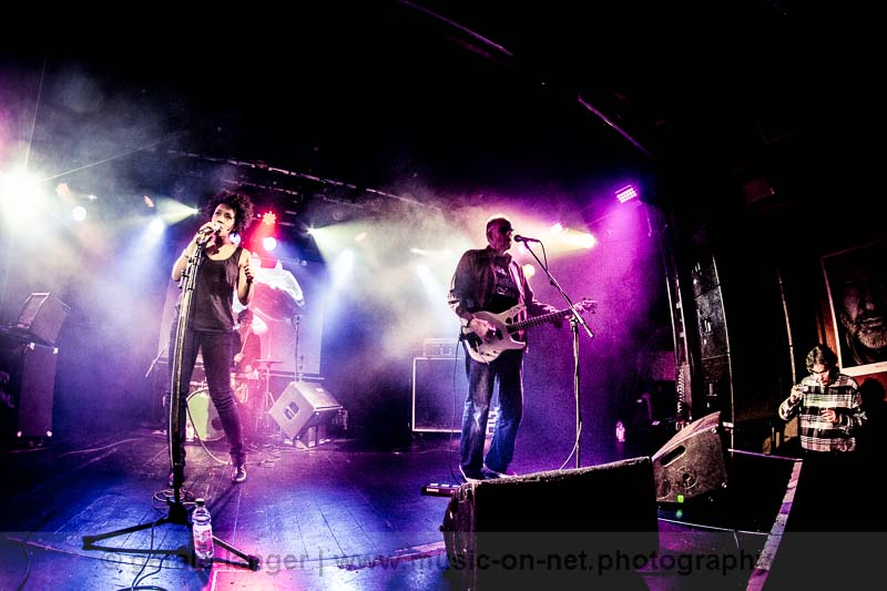 Hattler am 17. November 2015 im Colos-Saal Aschaffenburg © Gerald Langer
