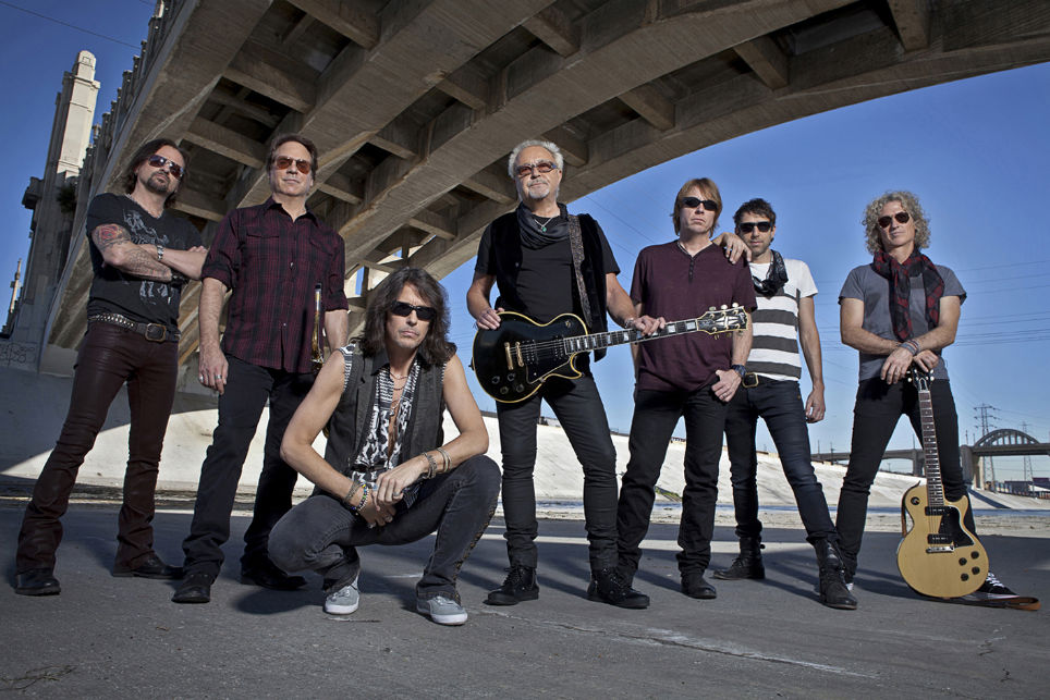 Foreigner - LA River - credits by Bill Bernstein