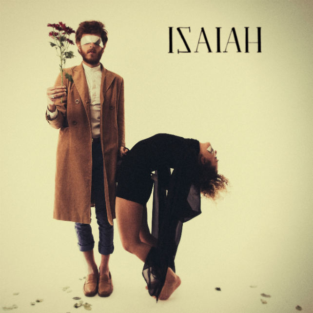 Isaiah - Isaiah (2015) - Frontcover