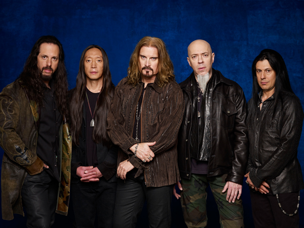 Dream Theater - Pressefoto - © Target Concerts