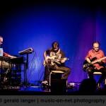 Burkard Schmidl & Friends am 5. Dezember 2015 in der Alten Synagoge in Kitzingen © Gerald Langer