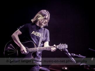 Steven Wilson am 19. 01. 2016 in der Alten Oper Frankfurt © Gerald Langer
