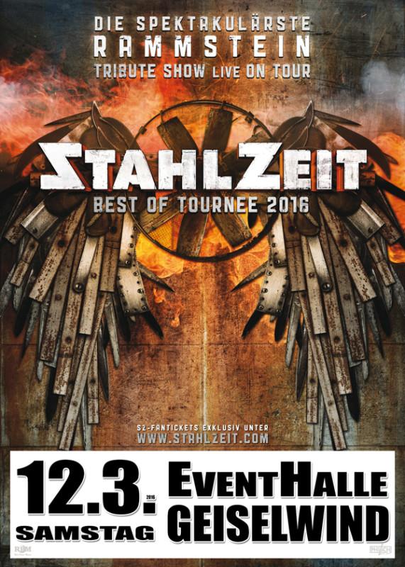 Stahlzeit_Best of 2016_Plakat_Strohofer