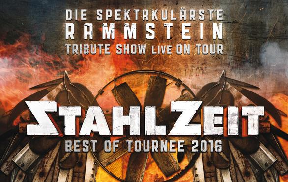 Stahlzeit - Best Of 2016 - Plakat Strohofer
