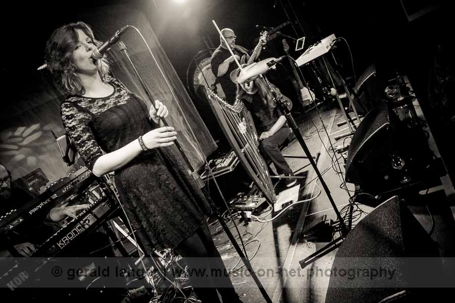 Frequency Drift - 12.02.2016 - Colos-Saal Aschaffenburg © Gerald Langer