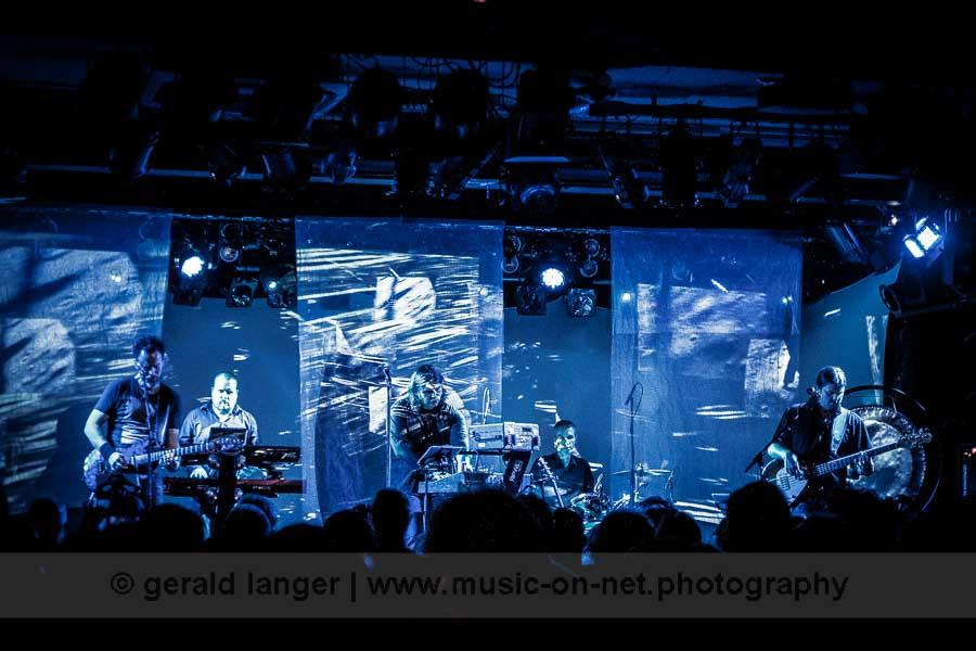 RPWL plays Pink Floyd - 12.02.2016 - Colos-Saal Aschaffenburg © Gerald Langer