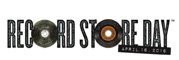 Record Store Day 2016 - Logo