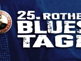 25. Rother Blues-Tage - Logo