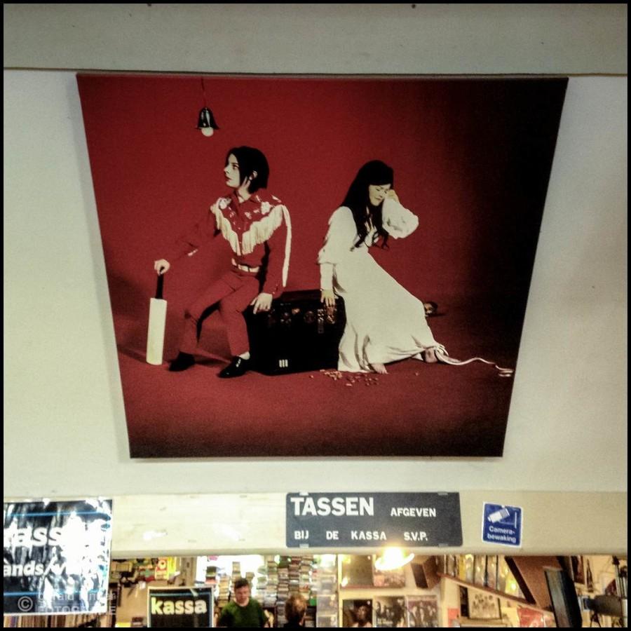 Record Store - Amsterdam Concerto (2015) © Gerald Langer