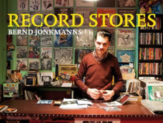 Record Stores von Bernd Jonkmanns - Bucheinband