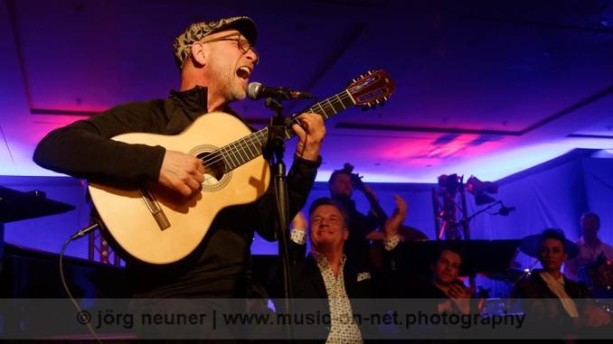 Mr. M's All Stars - 19.03.2016 - Mr. M's Jazzclub - Kurhaus Baden-Baden © Jörg Neuner