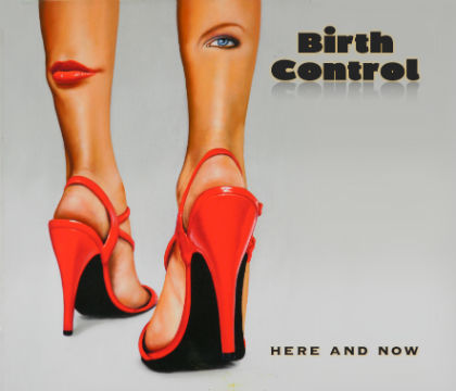 Birth Control - Here And Now (2016)