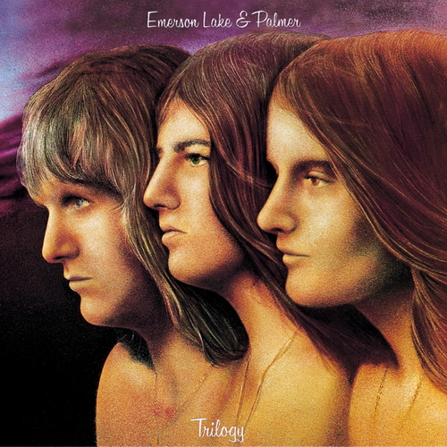 Emerson Lake & Palmer - Trilogy (Cover)