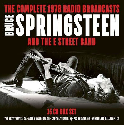Bruce Springsteen - The Complete Radio Broadcasts 1978