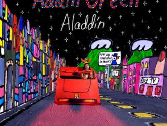 ADAM GREEN- Aladdin - Cover (2016)