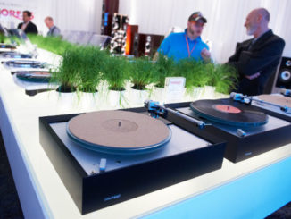 Analoge Technik bei der High End 2016 in München - Pressefoto