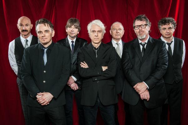 King Crimson - Pressefoto - 2016