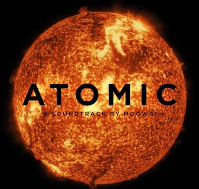 Mogwai - Atomic (2016) - Cover