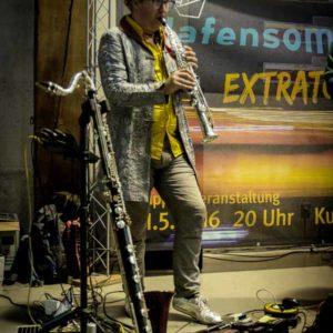 Hafensommer Würzburg Extratour 2016 im Kulturspeicher © Gerald Langer
