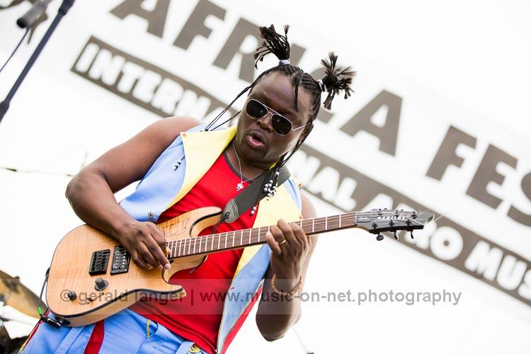 Olivier Tshimanga © Gerald Langer