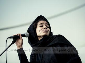 Nneka © Gerald Langer