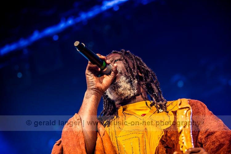 Tiken Jah Fakoly © Gerald Langer