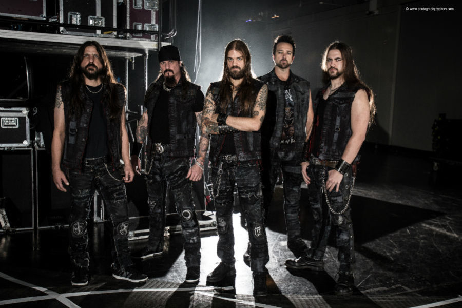 Iced Earth - Pressefoto