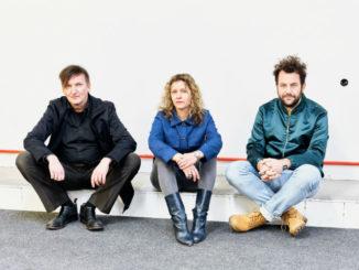 Christian Morin, Katja Lucker, Martin Hossbach, künstlerisches Leitungsteam Pop-Kultur-Festival Berlin - Neukölln 2016
