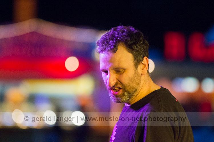 Egotronic beim Umsonst und Draussen Festival Würzburg 2016 © Gerald Langer