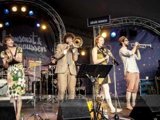 Bülbül Manush beim Umsonst und Draussen Festival Würzburg 2016 @ Gerald Langer