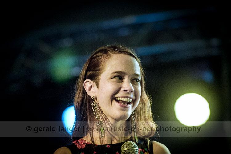 Lilly among clouds beim Umsonst und Draussen Festival Würzburg 2016 © Gerald Langer